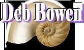 Deb Bowen Logo